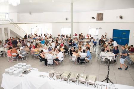 ACEOC realiza almoço de lançamento da campanha 2020