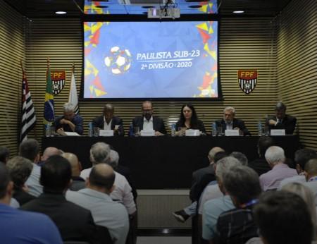 Azulão está no grupo 1 na 4ª divisão do Paulista 2020