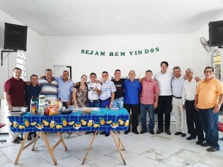 Nova diretoria do COMPAS de Osvaldo Cruz realiza primeira Reunião de 2020