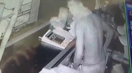 Ladrão furta dinheiro de Restaurante no centro de Dracena