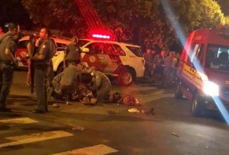 TRAGÉDIA: Com camionete, homem atropela e mata várias pessoas em festa em Nova Independência