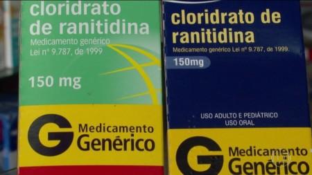Laboratórios recolhem medicamentos para úlcera estomacal