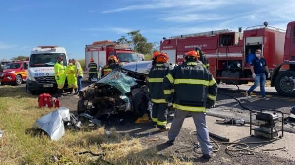 Estradas da região de Prudente registram queda de 16,1% em número de mortes