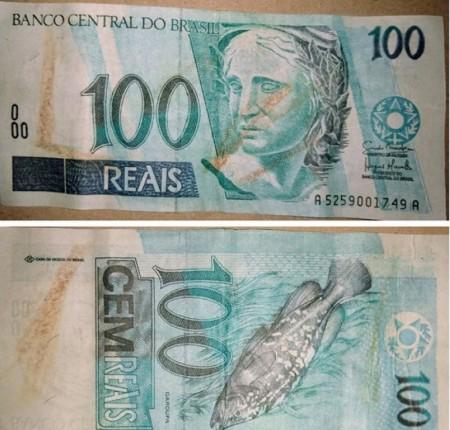 Empresário de Bastos alerta para cédulas falsas que estão sendo passadas no comércio