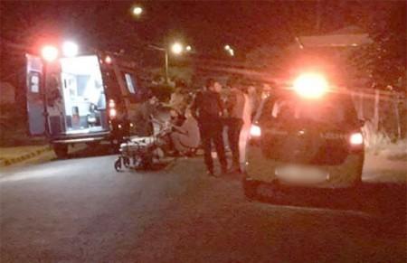 Homem sofre ferimentos após cavalo se assustar e sair em disparada por ruas de Inúbia Paulista