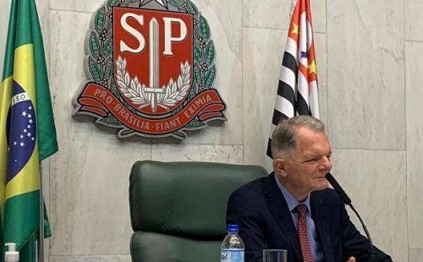Mauro Bragato pede estadualização de vicinais