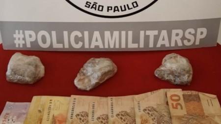 Adolescente é apreendido duas vezes no mesmo dia pela Polícia Militar em Adamantina