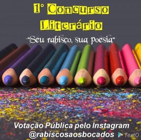 Escritor de Osvaldo Cruz realiza 1° Concurso Literário 'Seu rabisco, sua poesia'