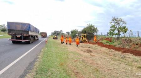 Eixo SP inicia instalação de 514 km de fibra ótica nas rodovias da região