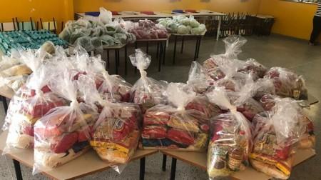 Iniciada a terceira etapa de distribuição dos kits alimentação para alunos em Tupã