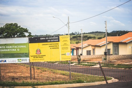 Casas populares devem ser entregues em agosto e outubro em Adamantina