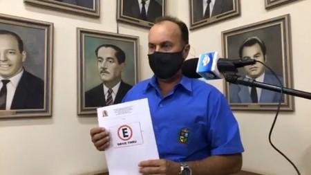 Exclusivo: 'Faremos testes no maior número de pessoas possível para mostrar a real situação do município', afirma Mazucato
