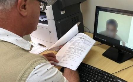 Polícia Civil de Lucélia inicia uso de audiências on-line