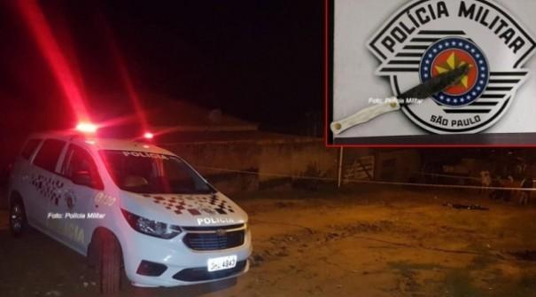 Tragédia: pai mata o próprio filho de 19 anos com uma facada em Marília