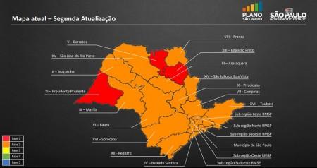 Fase mais restritiva da quarentena na região de Presidente Prudente tem início somente na terça-feira