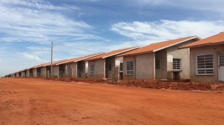 Termina hoje o período de inscrição para sorteio das 104 casas de Salmourão