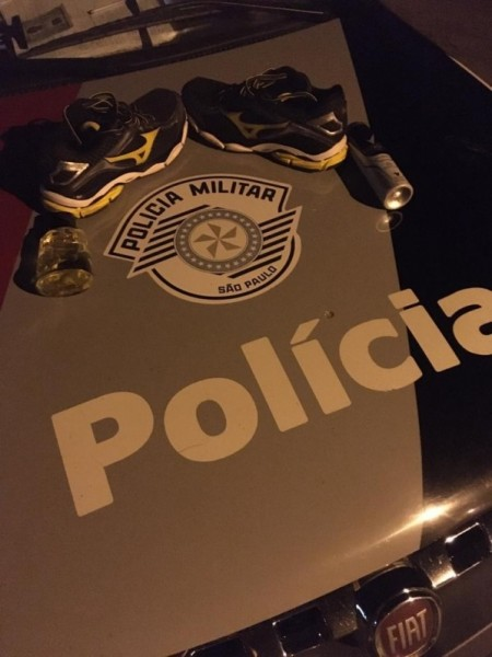 Policia Militar recupera mais objetos produtos de furto no Jardim Acapulco em OC
