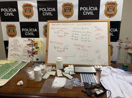 Polícia Civil prende falso médico que vendia fórmula 'milagrosa' contra o coronavírus