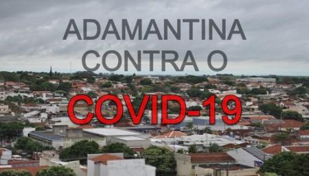 Secretaria de Saúde de Adamantina informa mais dois casos suspeitos de COVID-19 registrados