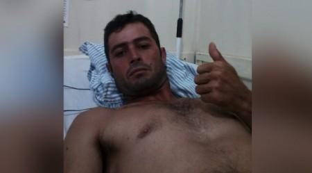 Paciente internado em Adamantina com suspeita de coronavírus desmente boatos e mostra recuperação