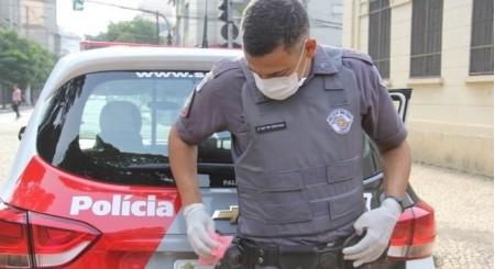 Polícia Militar: desobedecer decreto de quarentena pode gerar detenção, multa e cassação de alvará