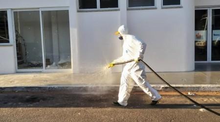 Prefeitura de Adamantina vai iniciar pulverização com hipoclorito de sódio em locais com circulação de pessoas