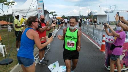 Adamantinense é campeão da 1ª etapa do Brasileiro de Ultra Maratona e disputará o Mundial