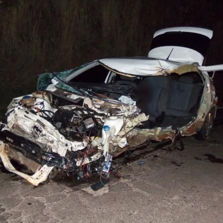 Jovem de Bastos morre em grave acidente registrado na SP-425, em Parapuã