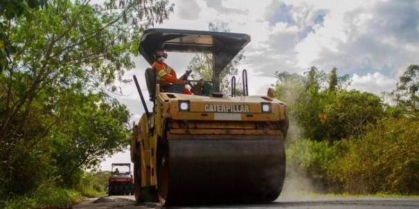 Eixo SP recupera 322 km de faixas de rodovias e presta 80 mil atendimentos em 120 dias