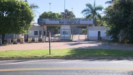 Detento da Penitenciária de Martinópolis tem morte causada pela Covid-19