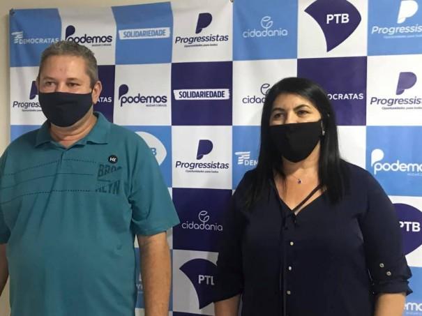Convenções oficializam pré-candidatura de Vera Morena e Amilton Albertinazzi em OC