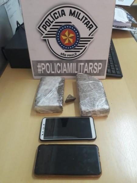 Polícia Militar prende quatro homens por tráfico e associação ao tráfico de drogas em Flórida Paulista