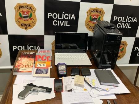 Operação prende advogado suspeito de envolvimento com o crime organizado em Presidente Prudente