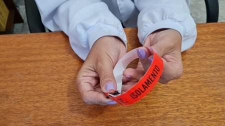 Câmara de Lucélia aprova Projeto que torna obrigatório o uso de pulseiras em moradores com Covid-19