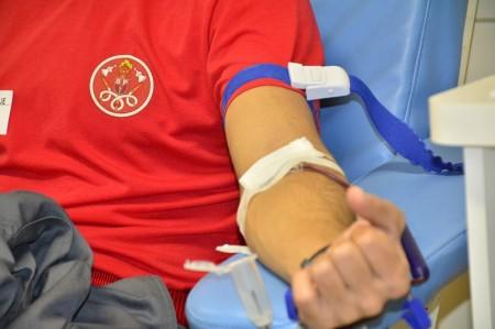 Corpo de Bombeiros realiza campanha 'Bombeiro Sangue Bom'