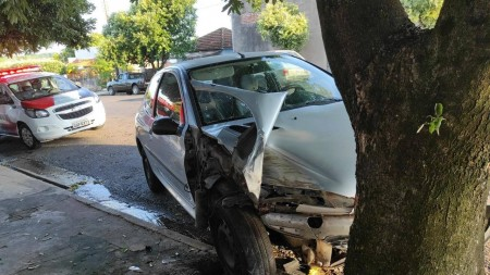 Polícia Militar registra acidente de trânsito envolvendo motorista embriagada em OC