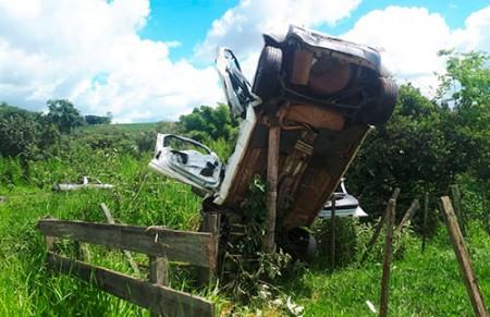 Jovem de 23 anos morre em acidente entre Paraguaçu e Lutécia