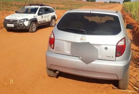 Polícia Ambiental de Tupã localiza carro com queixa de apropriação indébita