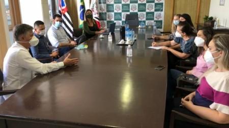 Integralização e regionalização da saúde é pauta de encontro entre Adamantina e Osvaldo Cruz