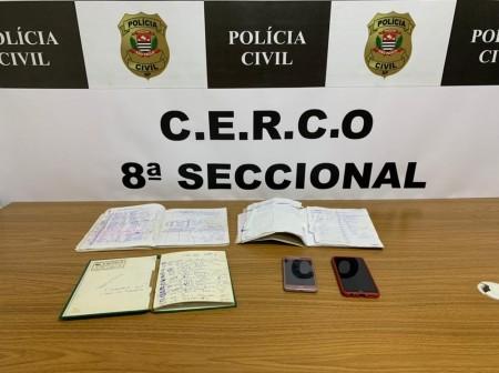 Integrantes de organização criminosa são alvos de operação da Polícia Civil