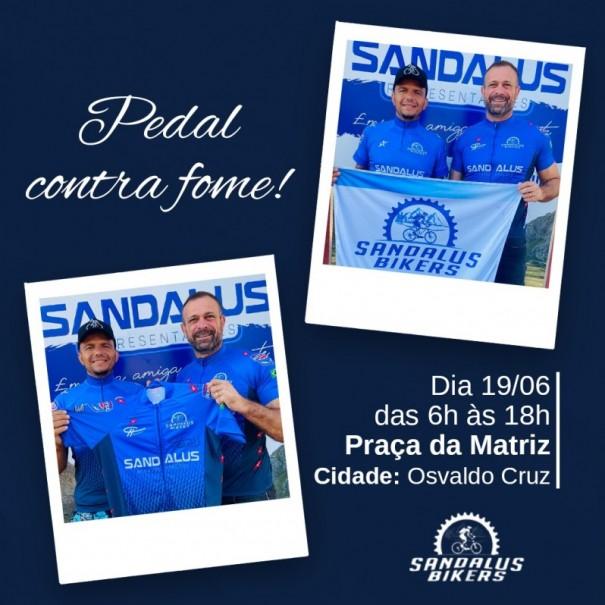 2ª Edição do 'Pedal no Rolo' acontece neste sábado em Osvaldo Cruz