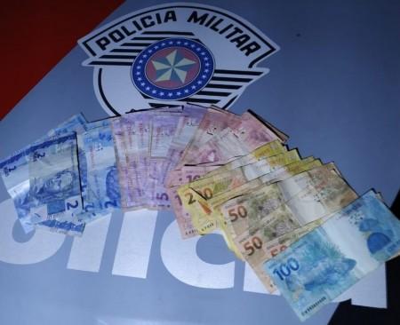 Homem é preso por roubo a sorveteria em Osvaldo Cruz