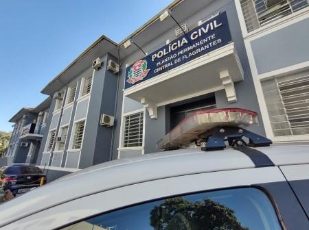 Trio armado rouba carro e R$ 1 mil de motorista por aplicativo em Presidente Prudente