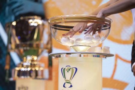 CBF define confrontos da primeira fase da Copa do Brasil 2021