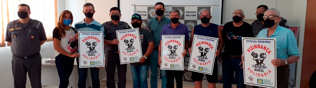 Projeto 'Vizinhança Solidária Rural' é lançado em Osvaldo Cruz