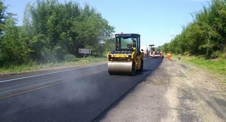 Recuperação de pavimento altera tráfego em rodovias da região