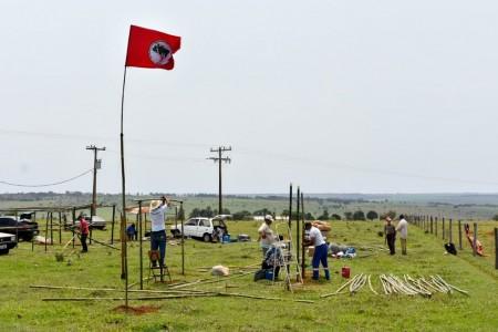 MST ocupa fazenda em Mirante do Paranapanema e pressiona governo do Estado de São Paulo a arrecadar mais terras para assentamentos rurais