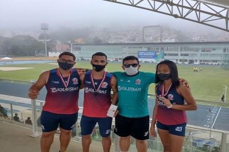 Atletas de Osvaldo Cruz brilham no Torneio Atletismo Paulista