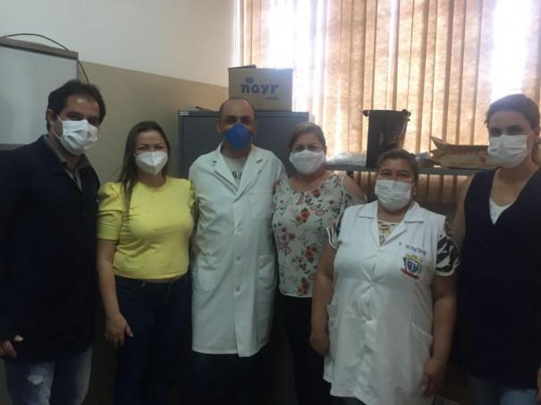 Saúde de Salmourão contrata profissional para atendimento no Centro de Saúde