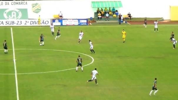Osvaldo Cruz tira o 100% do XV de Jaú e encerra sequência de derrotas com empate fora com o líder